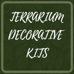 Terrarium Decorative Kits